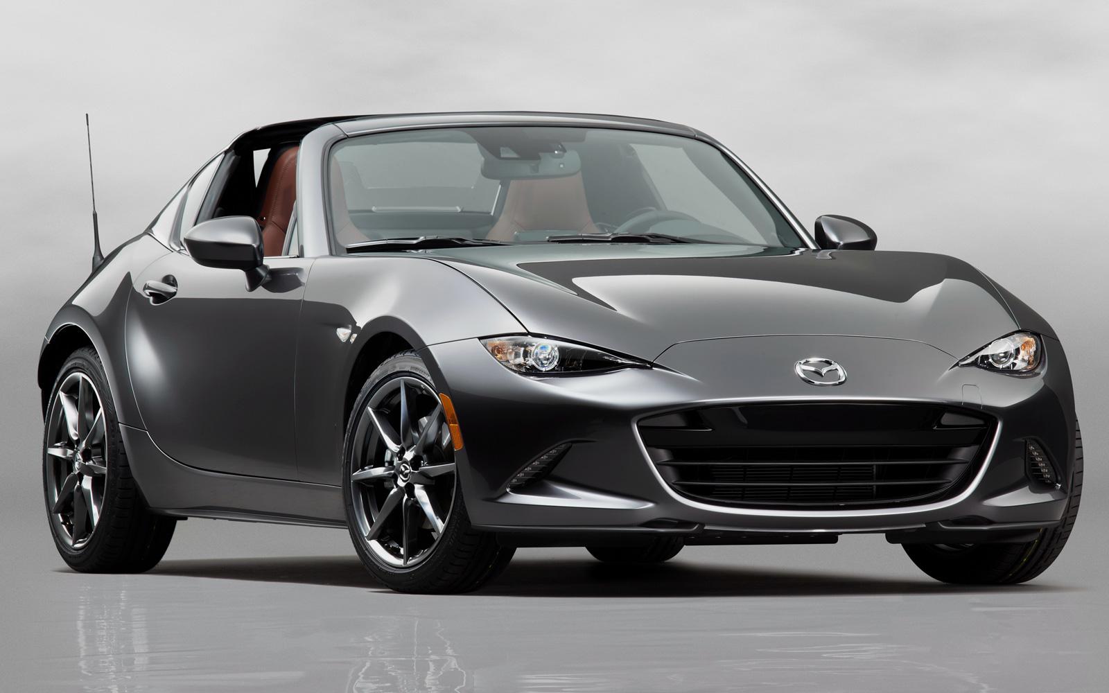 """Картинки по запросу """"Mazda MX-5 RF"""""""""""