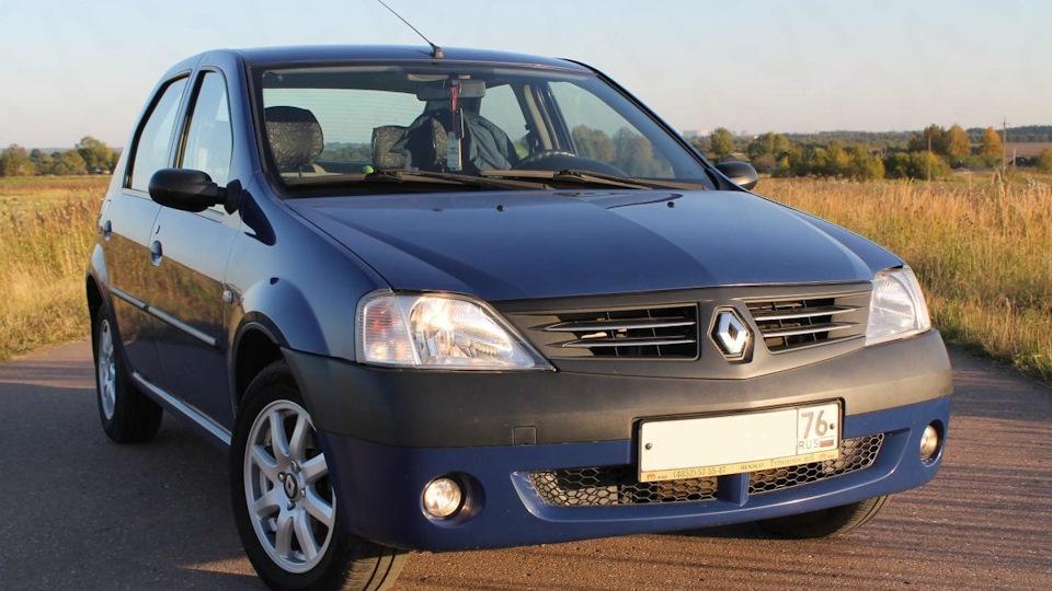 Поддержаный Renault Logan