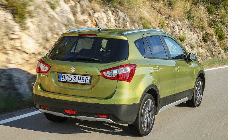 Хэтчбек Suzuki New SX4 – выбор ценностей