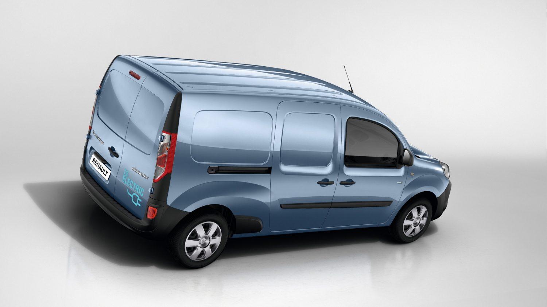 Третья генерация Renault Kangoo будет показана до конца 2019 года.